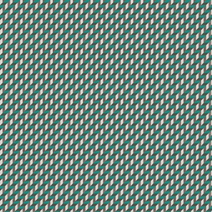 seamless retro pattern with diagonal lines Washable custom-made wallpaper - Backgrounds
