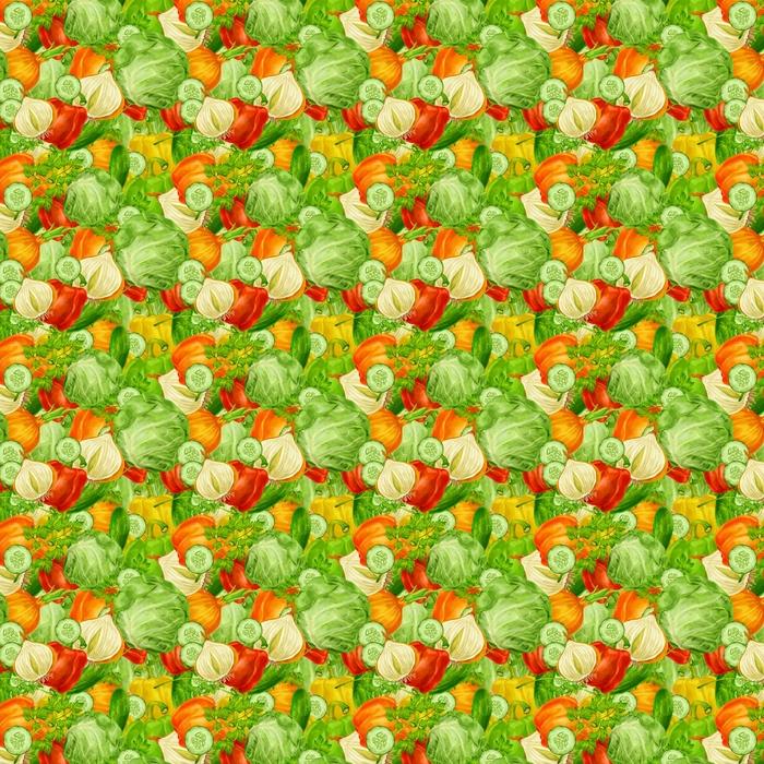 Warzywa wymieszać bezszwowe tło