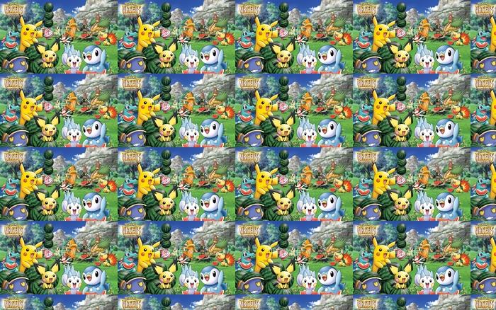 Pokémon Wallpaper Vinyl Custom Made