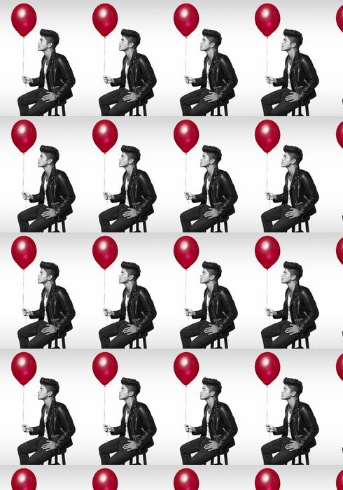 Vinylová tapeta na míru Bruno Mars - Bruno Mars
