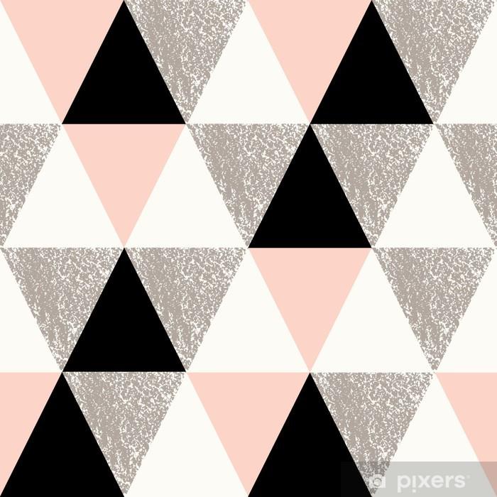 Fototapeta winylowa Abstract Geometric Pattern - Kartki z życzeniami