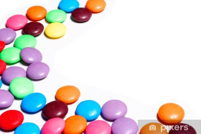 Vinylová fototapeta Candy swirl - Vinylová fototapeta