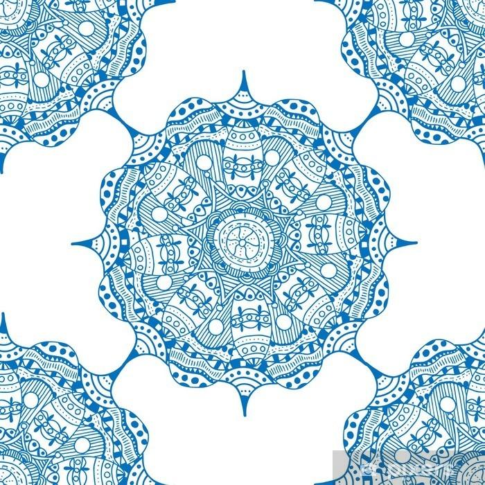 Papier peint vinyle Illustration de vecteur abstraite. - Ressources graphiques