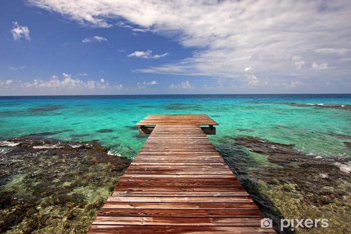 Fototapeta winylowa Tahiti - Tematy