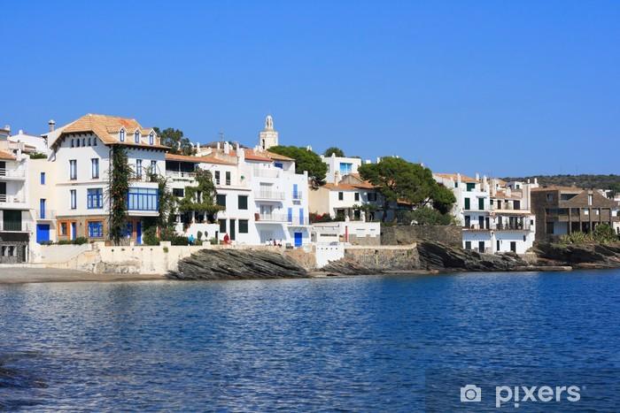 Fototapeta winylowa Cadaques (Costa Brava, Katalonia, Hiszpania) - Europa