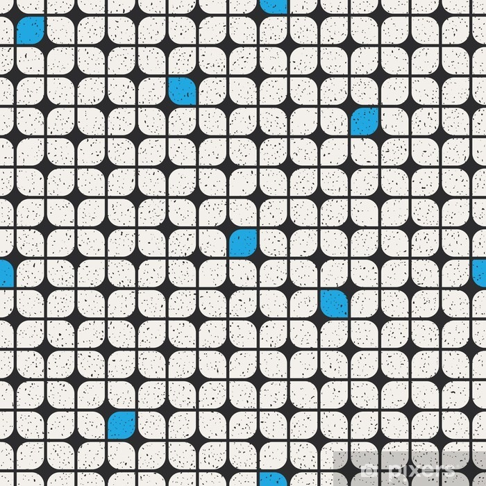 Naklejka Pixerstick Geometryczny wzór powtarzalne - Zasoby graficzne