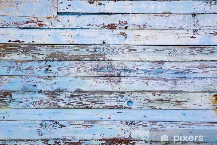 Wood background Vinyl Wall Mural - Graphic Resources