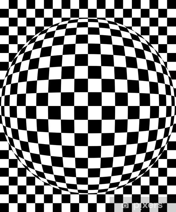 a949b51ee Fototapeta Schachbrettmuster - šachovnicový vzor 07 • Pixers ...