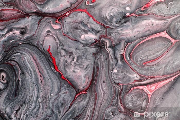 Naklejka Pixerstick Tło abstrakcyjne farby - Zasoby graficzne