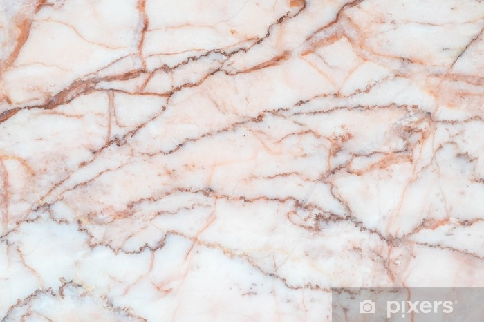 Closeup overflade marmor gulv tekstur baggrund Selvklæbende fototapet - Grafiske Ressourcer