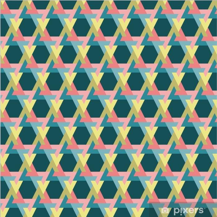 Fotomural Estándar Matriz de geometría ÁRABE - Recursos gráficos