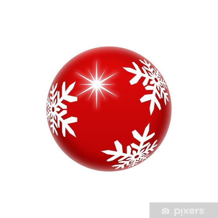 Naklejka Pixerstick Piłka z refleksji - Święta międzynarodowe