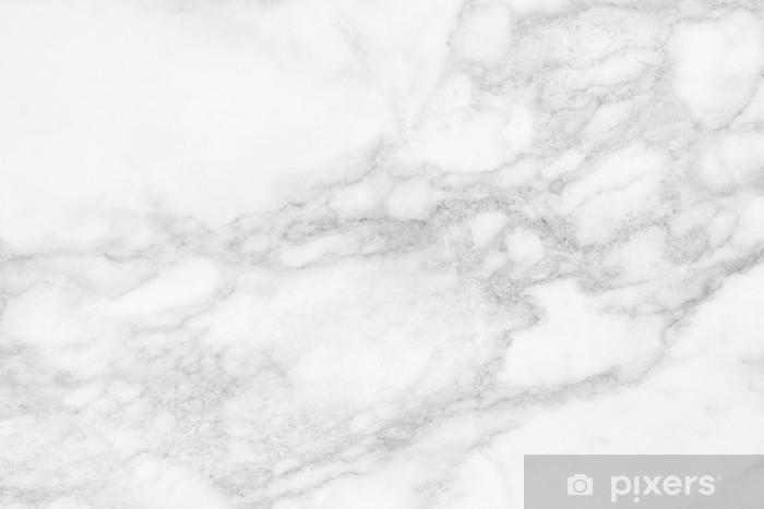 Sticker Fond de texture marbre blanc, haute résolution. • Pixers® - Nous vivons pour changer