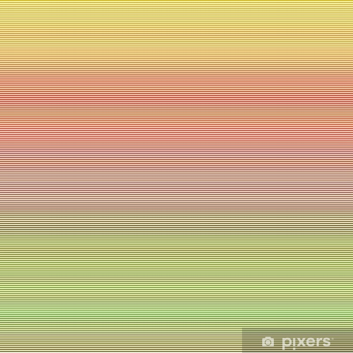Abstract horizontal line background design Vinyl Wall Mural - Graphic Resources