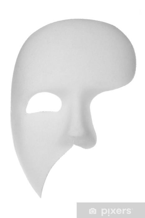 Aufkleber Phantom Der Oper Maske Pixerstick