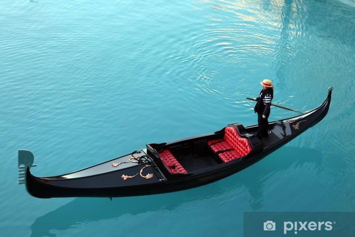 Papier peint vinyle Venetian Gondola - Villes européennes