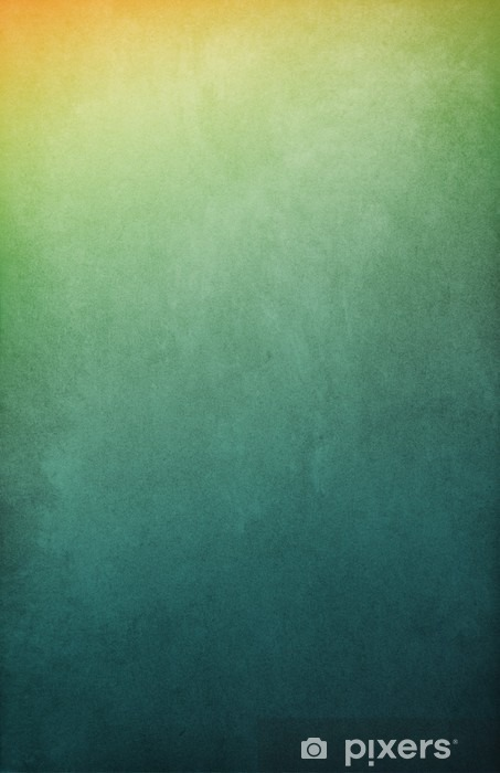 Nálepka na dveře Texturou gradientní pozadí - Grafika