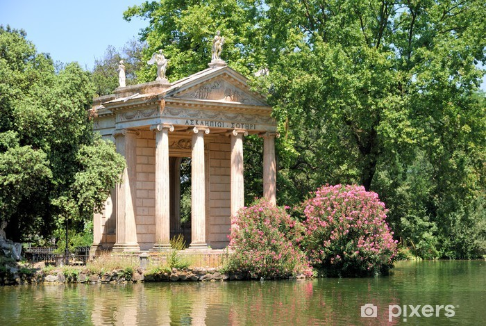 Fotomural Estándar Villa Borghese, Roma - Ciudades europeas
