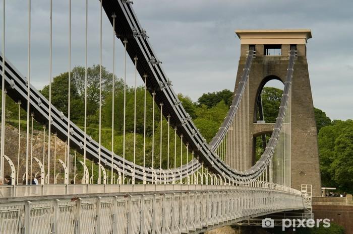 Fototapeta winylowa Clifton Bridge - Europa