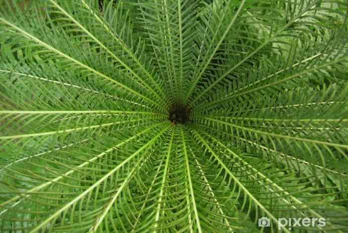 Sticker Pixerstick Palmfarn - Plantes
