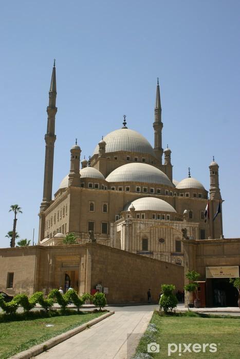 Papier peint vinyle Muhammad Ali Mosque - Afrique