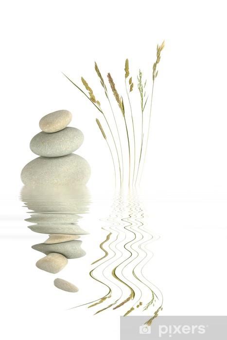 Naklejka Pixerstick Zen Beauty - Pokój