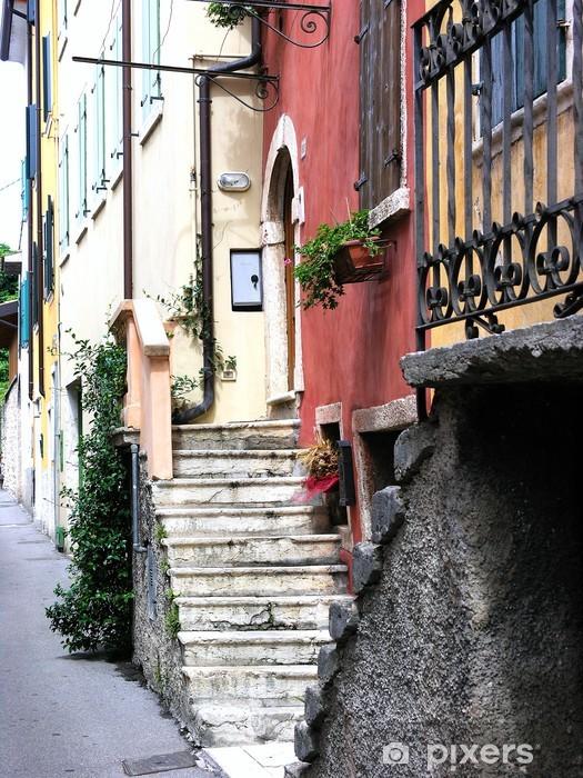 Fototapeta winylowa Wejście - Tematy