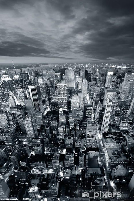 Vinilo para Nevera Nueva york - Temas