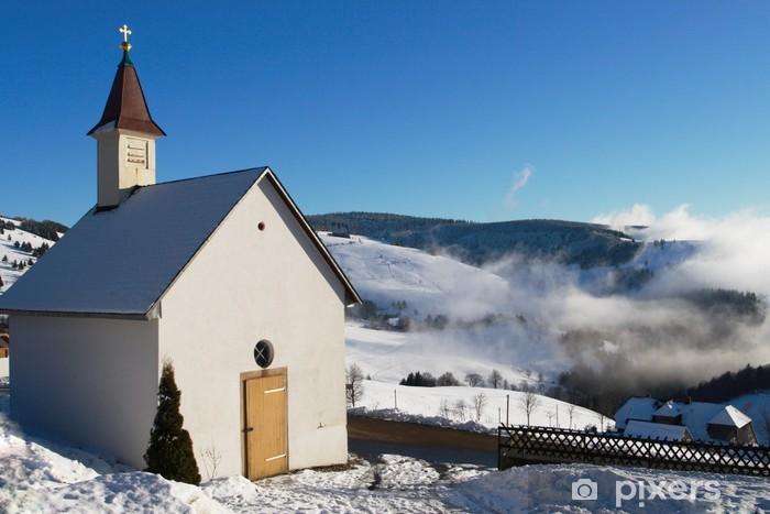 Fototapeta winylowa Trochę churche - Religie