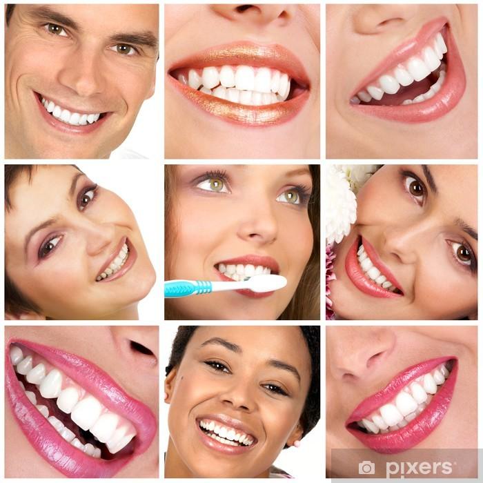 Naklejka Pixerstick Zęby - Zdrowie i medycyna