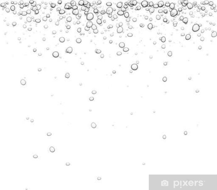 Fototapeta samoprzylepna Tło z bąbelkami - Zasoby graficzne
