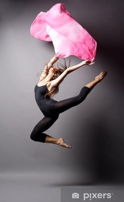Fototapet av Vinyl Modern stil för dansare - Teman