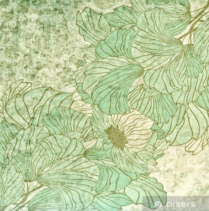 Papier peint vinyle Vintage background - Ressources graphiques