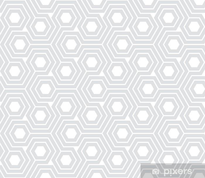 Nálepka Pixerstick Bezešvý vzor - Grafika