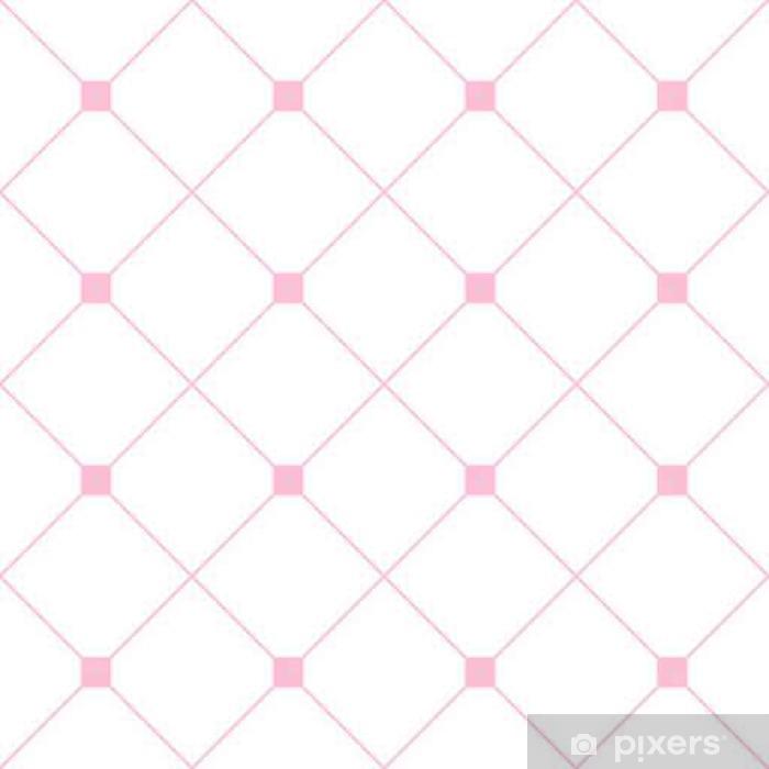 Carta Da Parati Sfondo Bianco Rosa Grigio Quadrato Di Diamanti