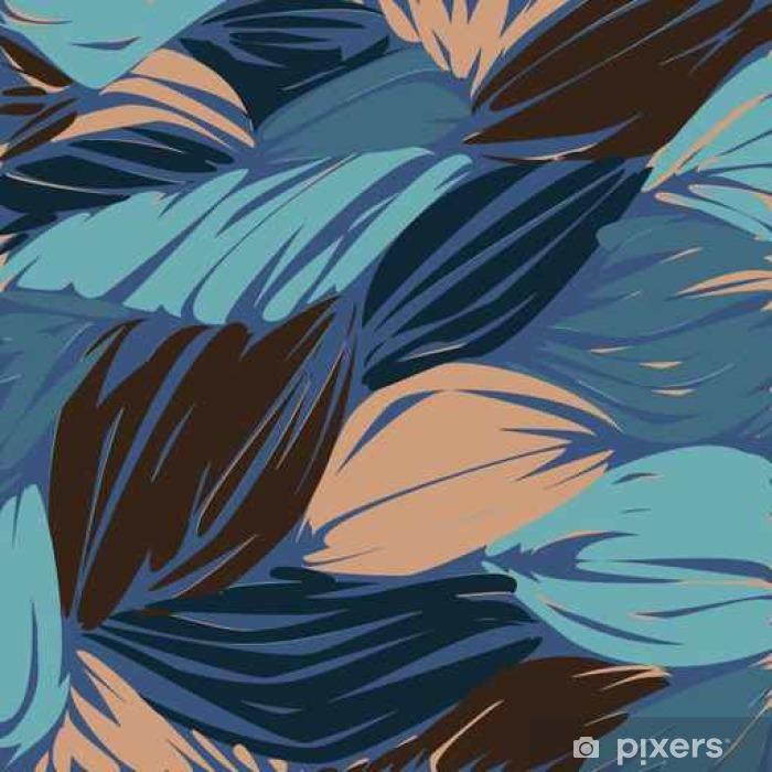 Fototapeta zmywalna Wysokiej jakości oryginalne kolorowe fale wzór do projektowania lub Fashio - Zasoby graficzne