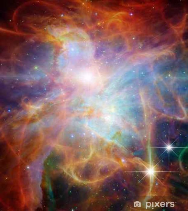 Fototapet av vinyl Galaktiske romelementer av dette bildet innredet av NASA - Vitenskap