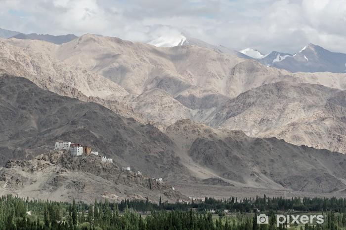 Sticker Pixerstick Tikse Gompa, Ladakh, Himalalya - Thèmes