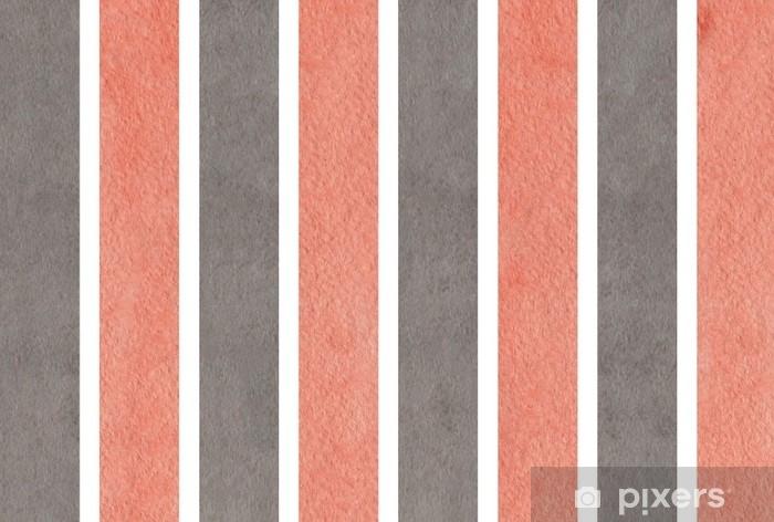 Carta Da Parati Rosa A Strisce : Carta da parati fondo a strisce rosa e grigio dellacquerello