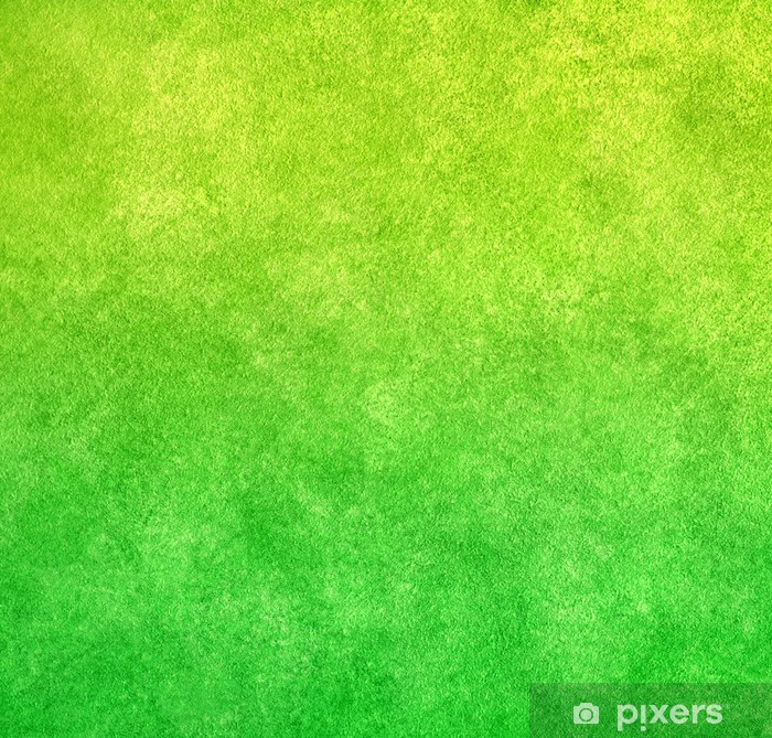 Lime Green Paint Texture Background Vinyl Wall Mural Art And Creation