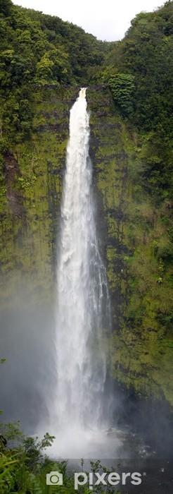 Vinyl-Fototapete Akaka Falls - Wasser