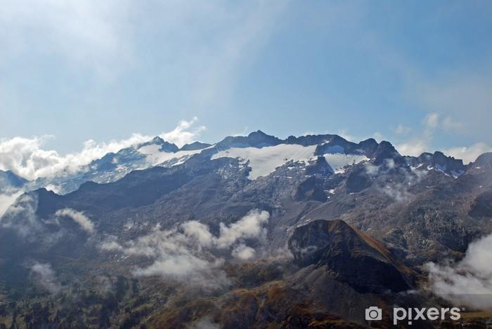 Vinylová fototapeta Aneto, le navíc Haut Sommet des Pyrénées - Vinylová fototapeta