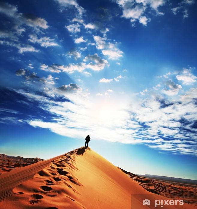 Carta da Parati in Vinile Deserto - iStaging