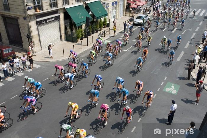 Papier peint vinyle Tour de France bordeaux - Divertissements