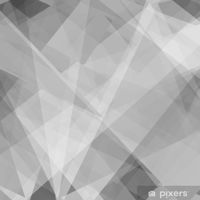 Fototapeta samoprzylepna Lowpoly Trendy tła z copyspace. ilustracji wektorowych. Używane warstwy kryjące - Zasoby graficzne