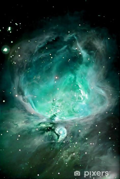 Fotomural Estándar Verde llama - Estilos