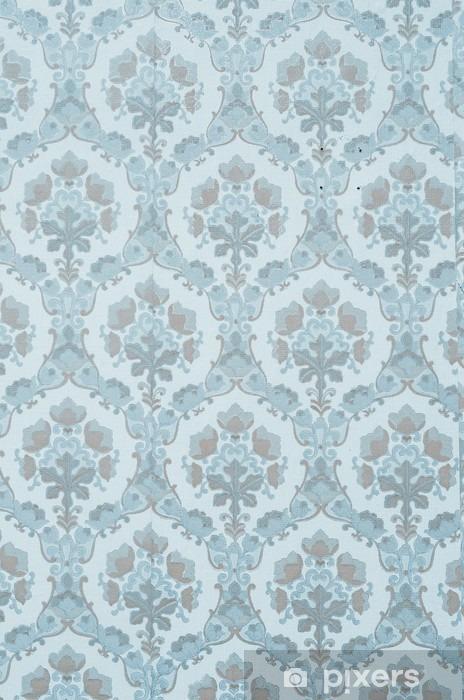 Sticker pour frigo Tapeten Wand Omas Haus Hintergrund de Echte altmodisches Muster usw - Ressources graphiques