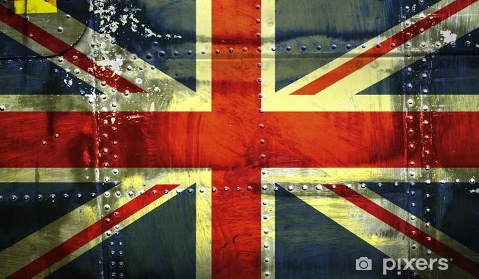 Nálepka Pixerstick British flag - Témata