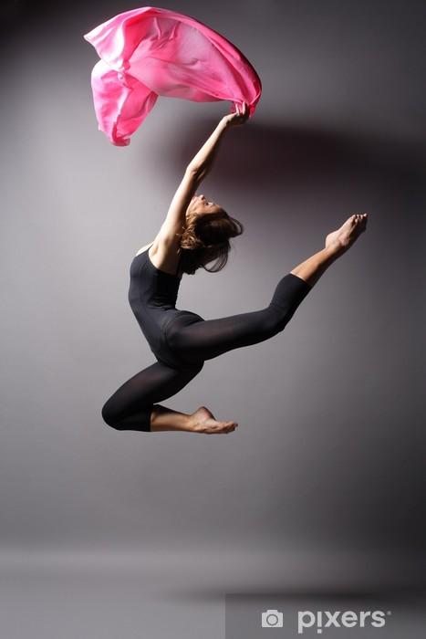 Vinyl Fotobehang Dance -