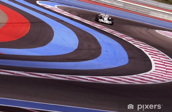 Papier peint vinyle Formule 1 2006 - Thèmes